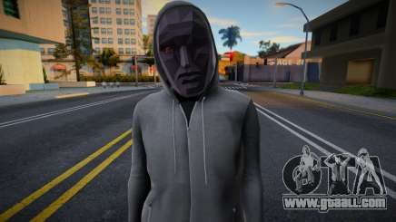 Male Random Leader Squid Game for GTA San Andreas