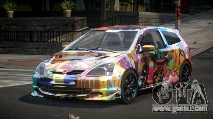 Honda Civic BS-U S9 for GTA 4