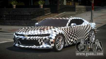 Chevrolet Camaro SP-U S2 for GTA 4