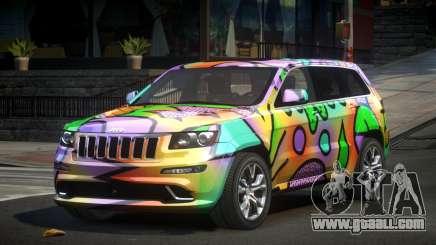 Jeep Grand Cherokee Qz S1 for GTA 4