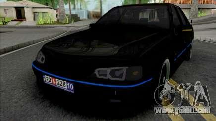 Peugeot Pars Yakuza for GTA San Andreas