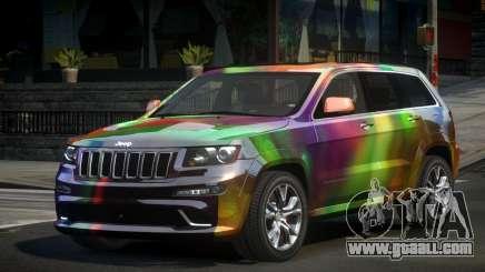 Jeep Grand Cherokee Qz S8 for GTA 4