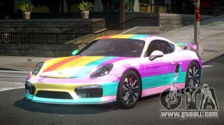 Porsche Cayman Qz S8 for GTA 4