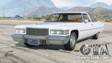 Cadillac Coupe de Ville 1975〡add-on v1.02 for GTA 5