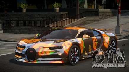 Bugatti Chiron GT S4 for GTA 4