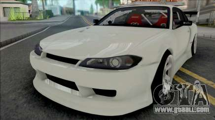 Nissan Silvia S15 (Handling Setup Drift) for GTA San Andreas
