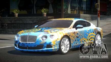 Bentley Continental Qz S9 for GTA 4