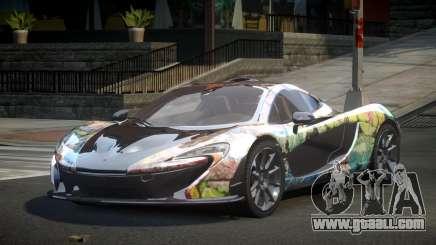 McLaren P1 U-Style S5 for GTA 4
