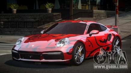 Porsche 911 Qz Turbo S1 for GTA 4