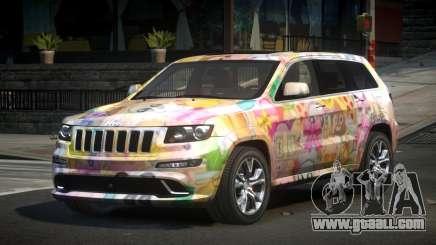 Jeep Grand Cherokee Qz S4 for GTA 4