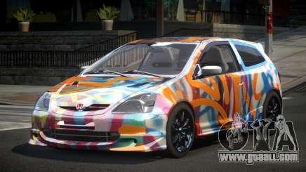 Honda Civic BS-U S3 for GTA 4