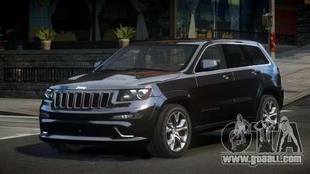 Jeep Grand Cherokee Qz for GTA 4
