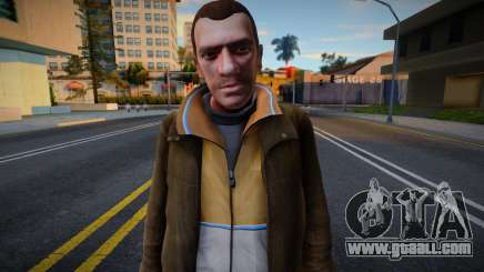 Niko Bellic Prologue for GTA San Andreas