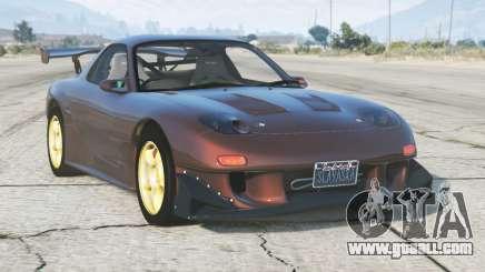 Mazda RX-7 Type R Re-Amemiya (FD3S)〡add-on ver.Final for GTA 5